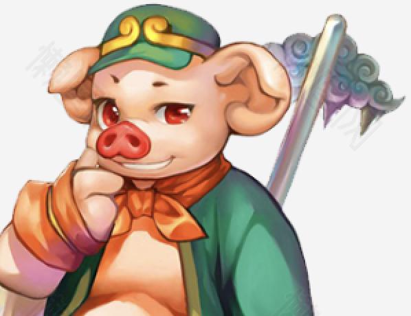 李子不木:猪八戒的师父究竟是谁